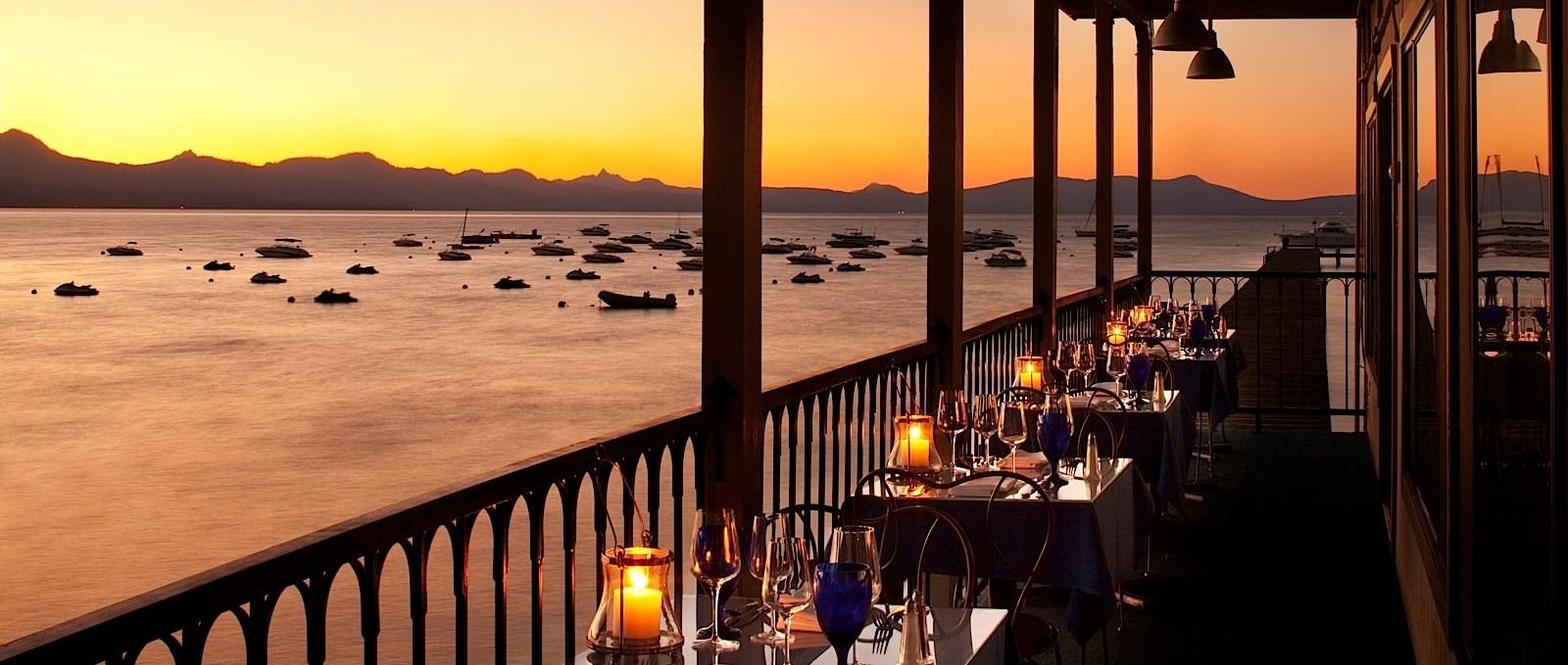 Best Dining In Lake Tahoe