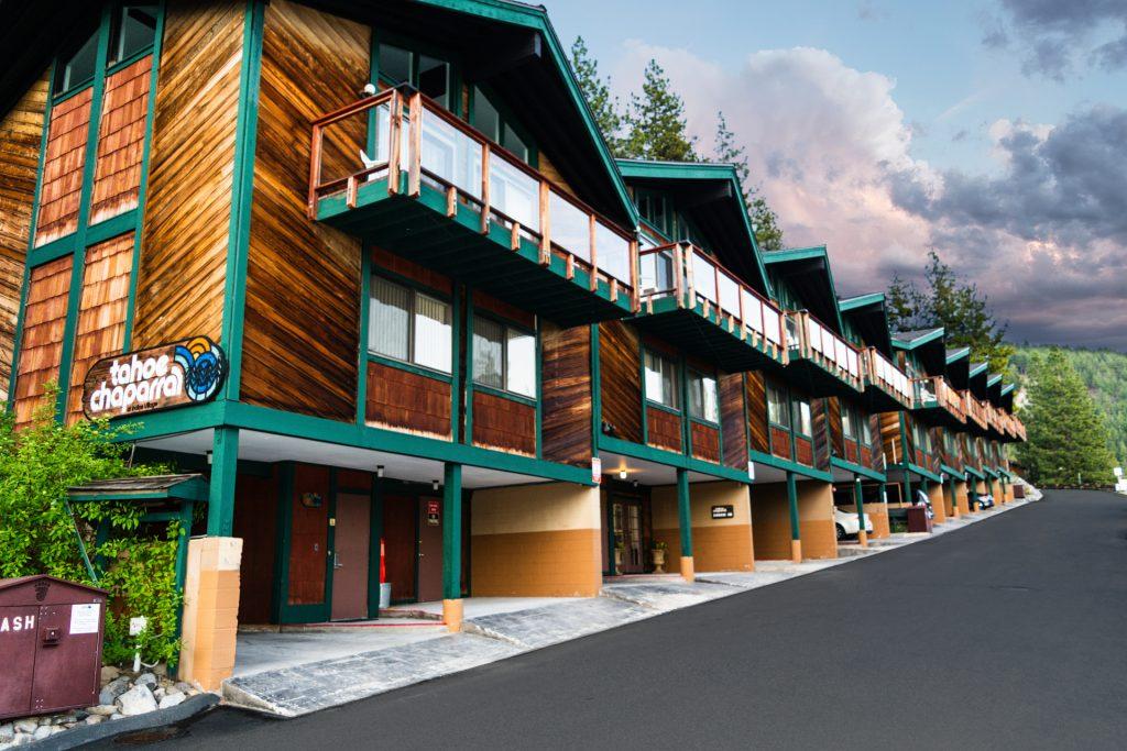 Tahoe Chaparral - Street View