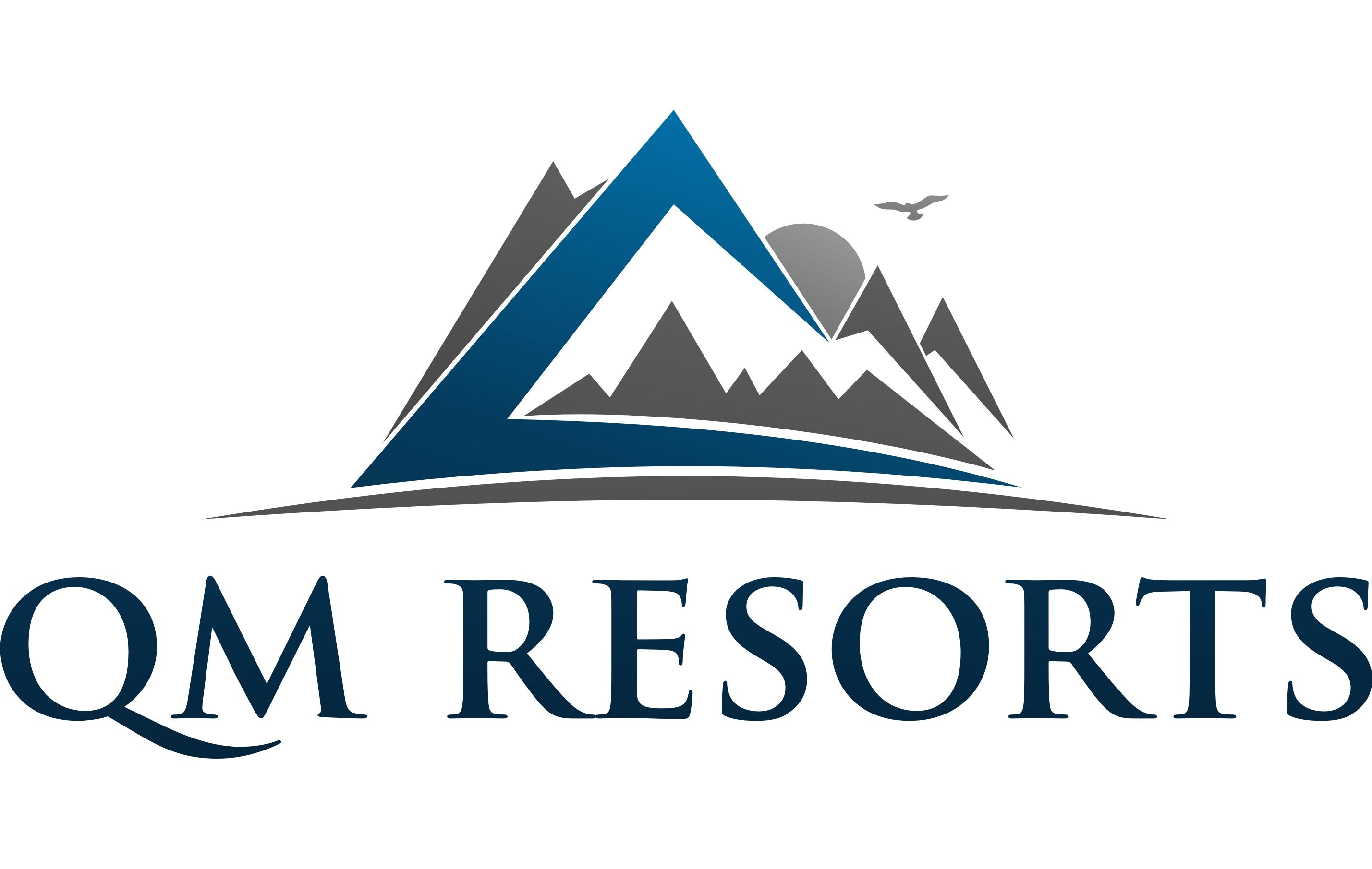 QM Resorts Logo