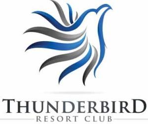 Thunderbird Resort Club Logo