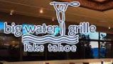 Big Water Grille Sign