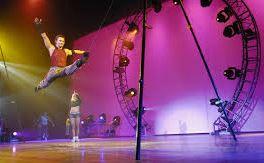 Circus Circus Inside Circus Event