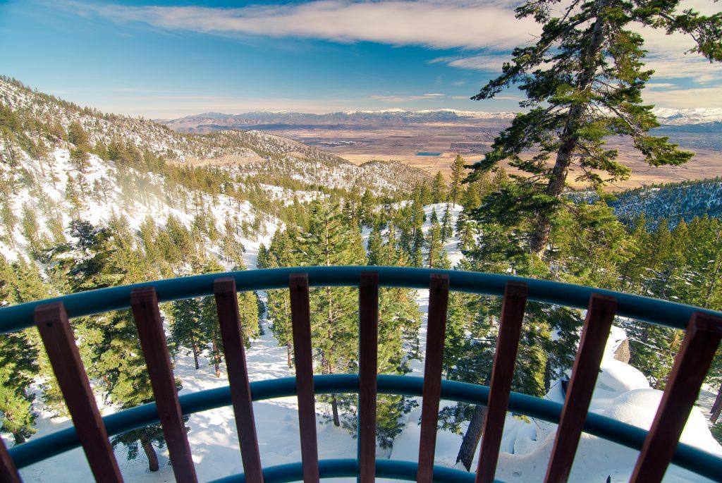Condominium Master Bedroom Patio View