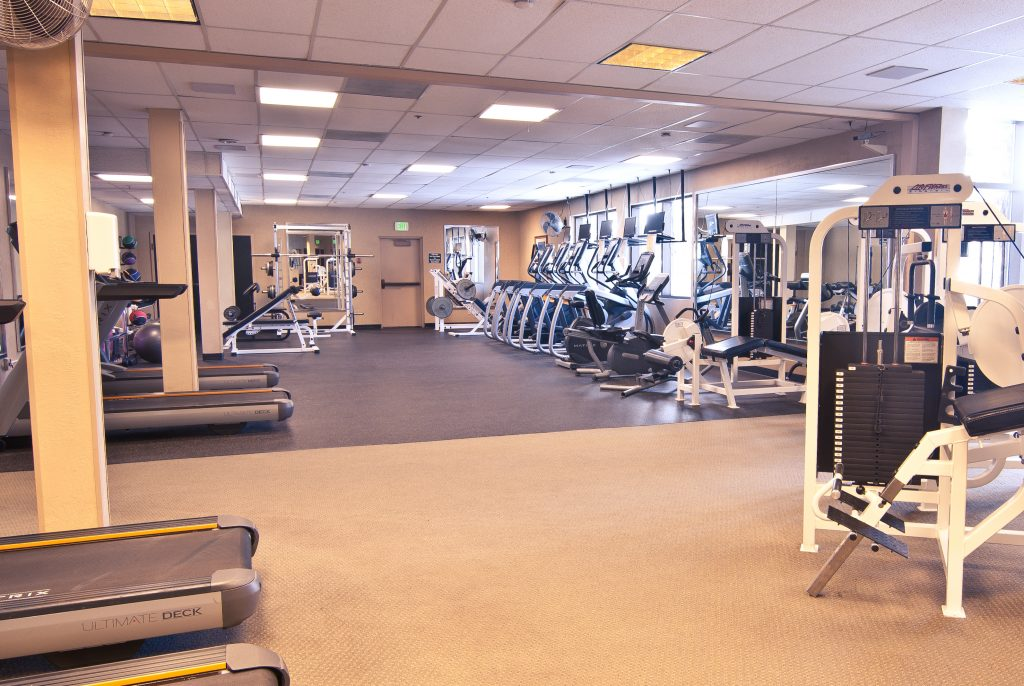 Off site Ridge Tahoe Gym