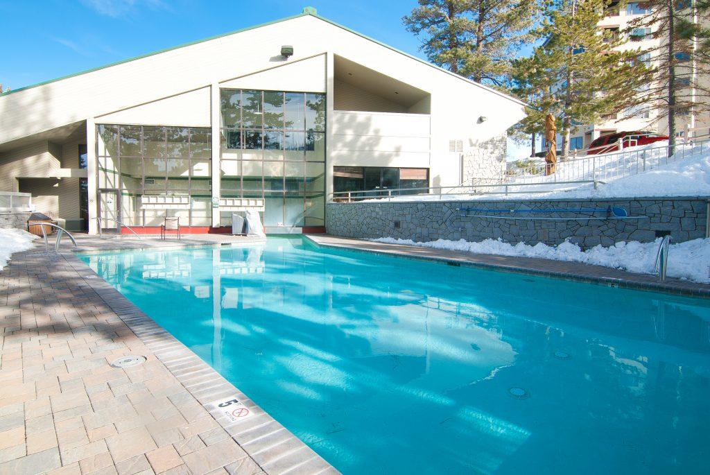 Off site Ridge Tahoe Outdoor Pool