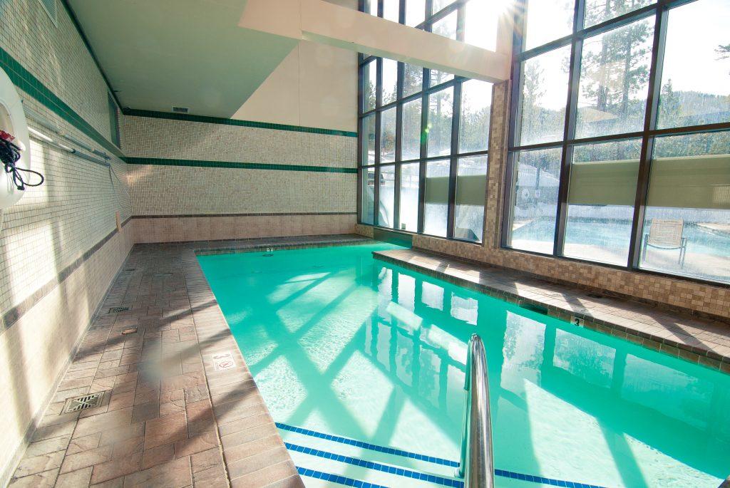 Off site Ridge Tahoe Indoor Pool