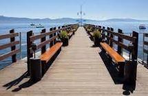 Gar Woods Grill Pier Outdoor Pier