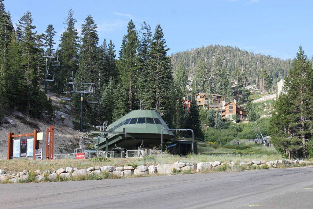 Nearby Heavenly Valley Ski Resort