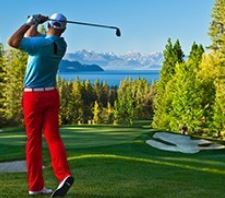 Incline Village Golf Courses with Stunning Lake Tahoe Views