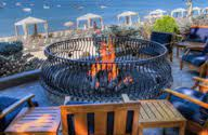 Lone Eagle Grill Outdoor Fire Pit Patio
