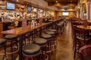 Lucky Beaver Bar Burger Indoors