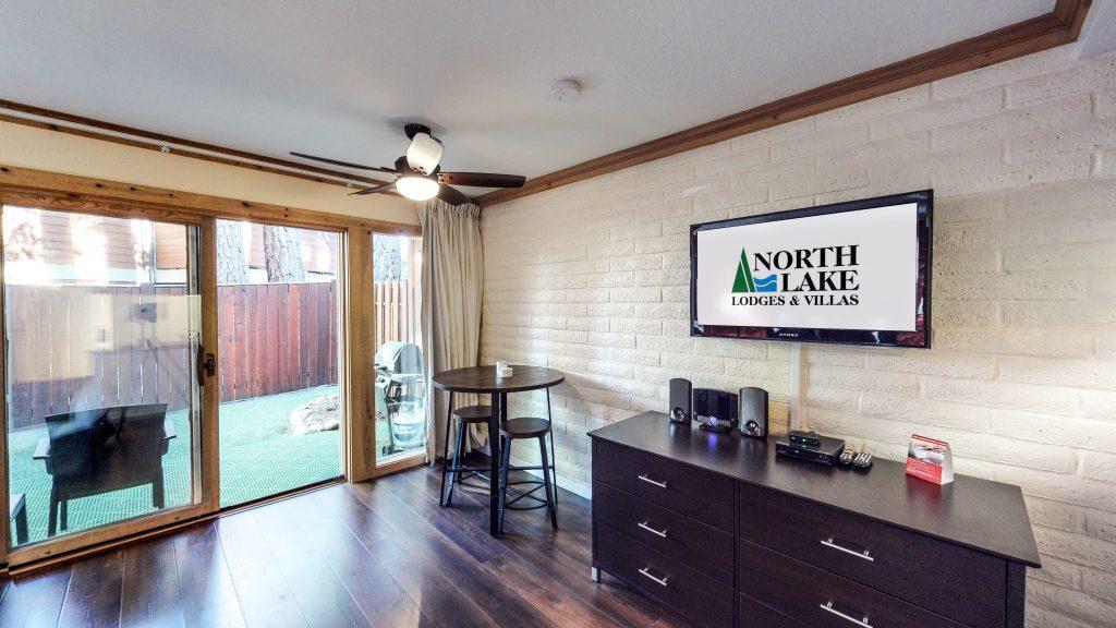 Lodges Studio Living Area