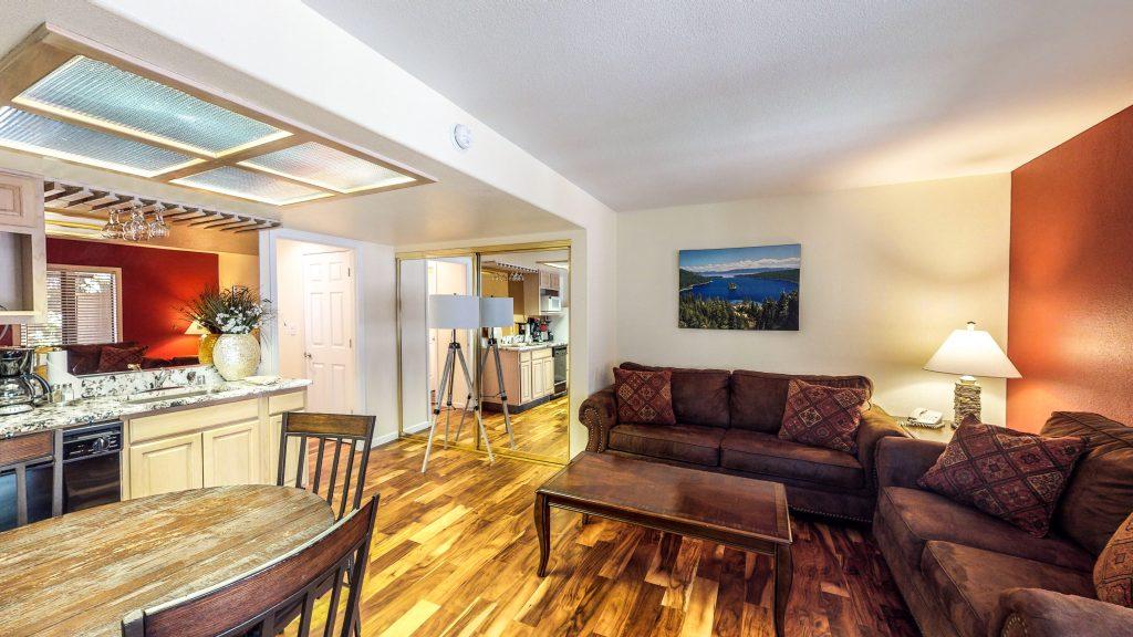 Villa Condo Second Floor Living Area