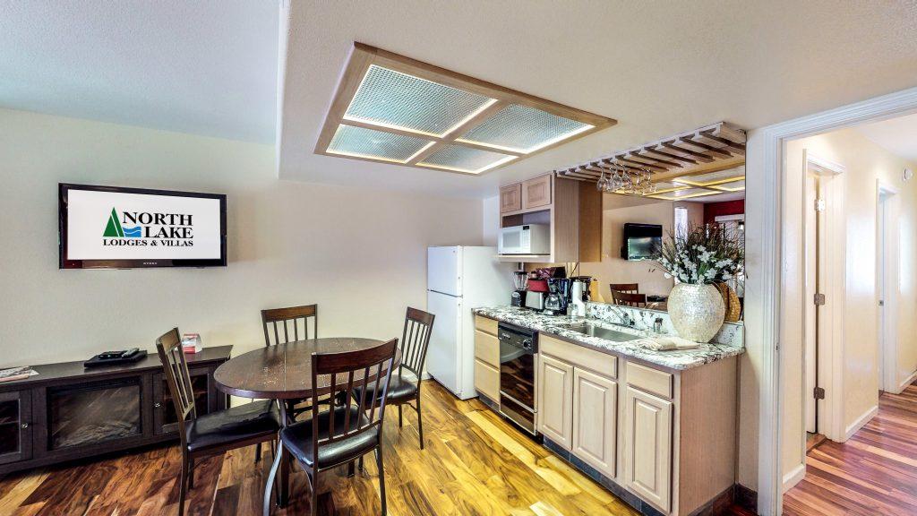 Villa Condo Second Floor Dining Area