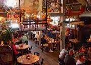 Rosies Cafe Indoors