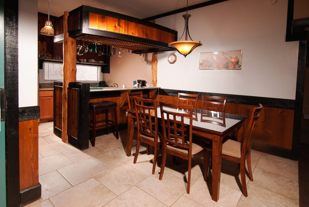 Condominium Dining Room